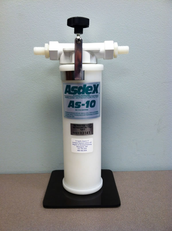 ASDEX Amalgam Equipment